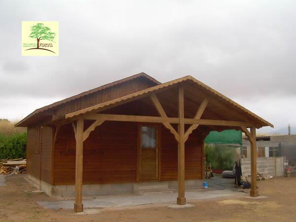 Naturmaderahogar Fabricantes De Casas Y Pergolas De Madera En